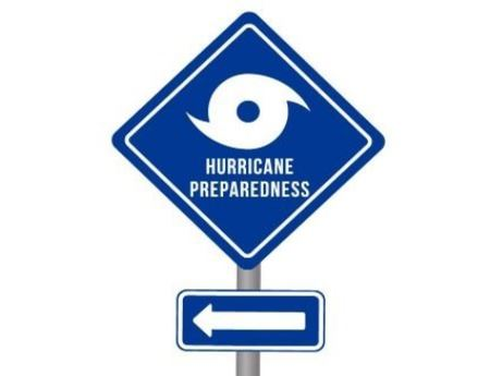 hurricane Preparedness sign