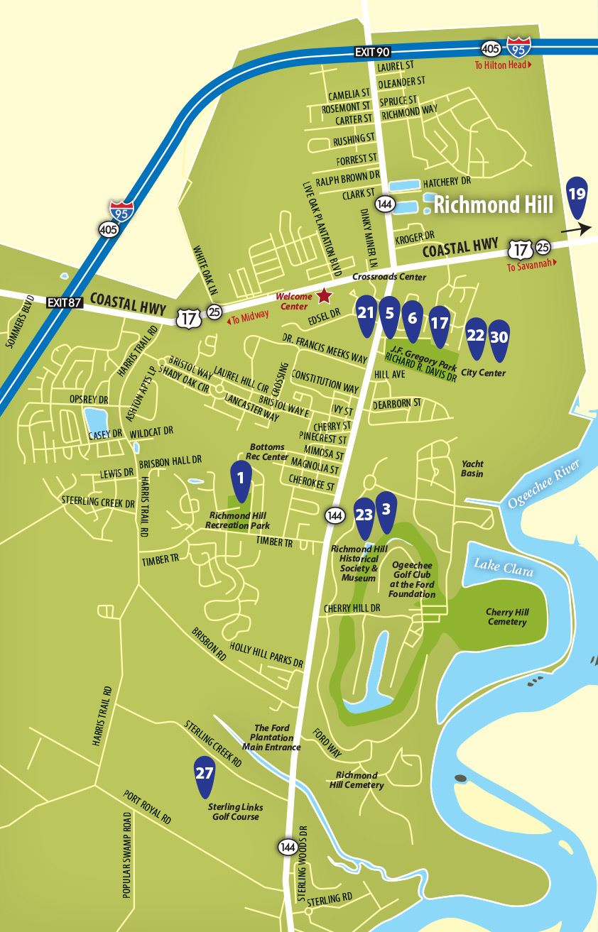 richmond_hill_area_map